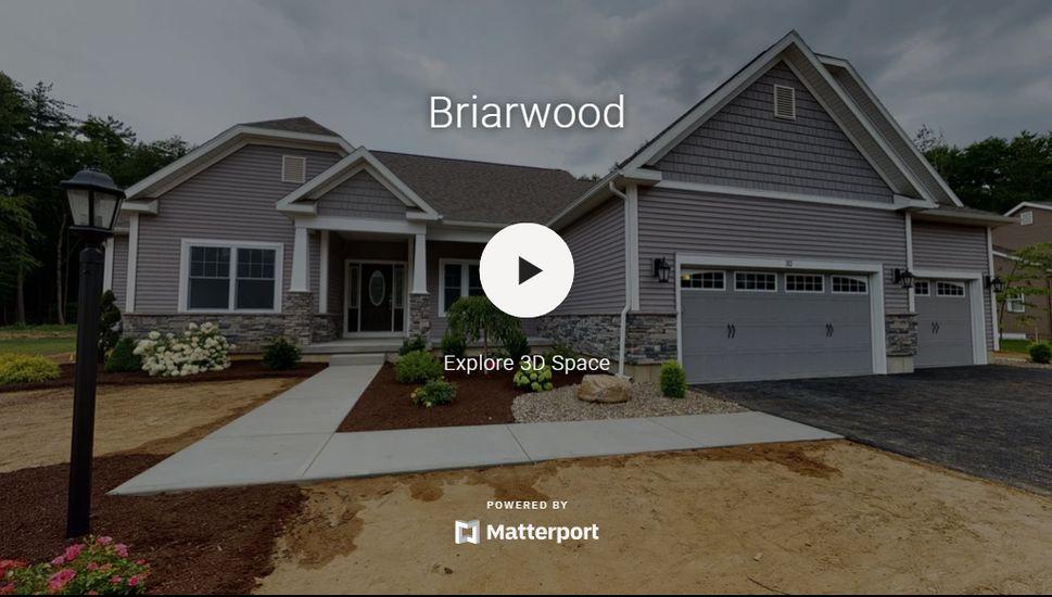 The Briarwood - 3 Car Garage