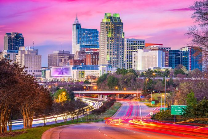 Discover Raleigh