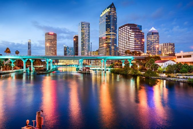 Discover Tampa
