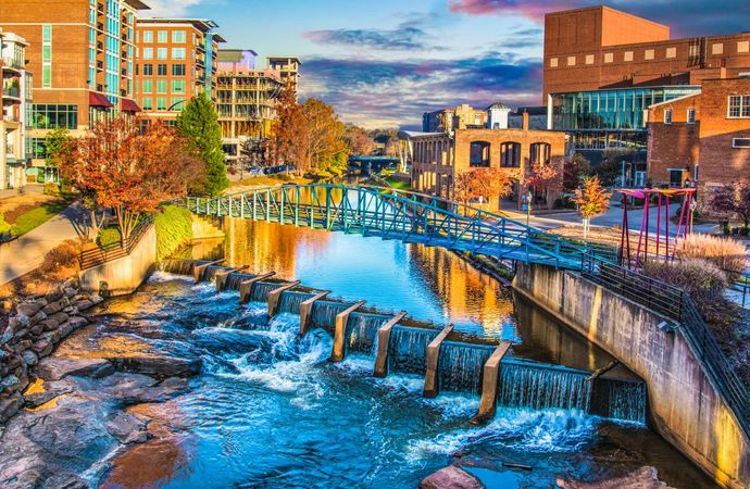 Discover Greenville