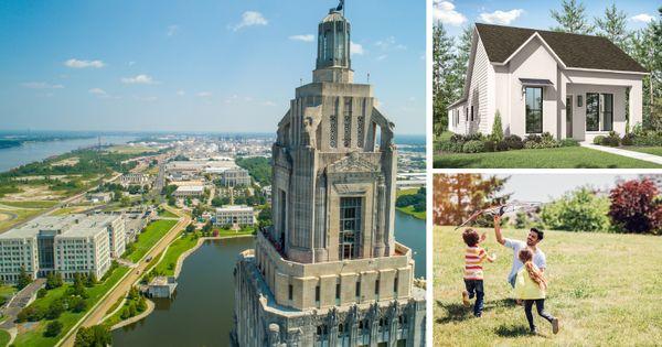 Moving to Baton Rouge, Louisiana