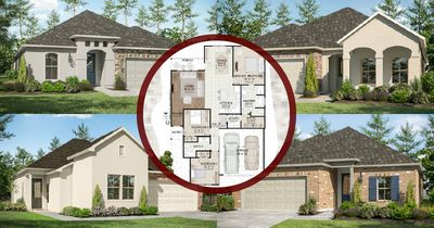 Alvarez Construction Company New Floor Plans