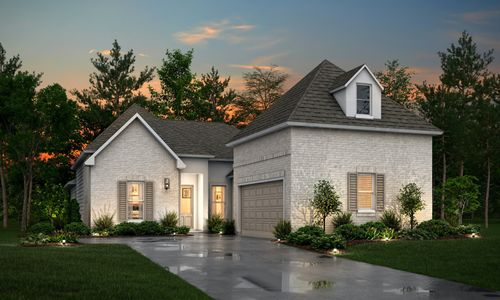 New home in Madisonville LA at Deer Trail