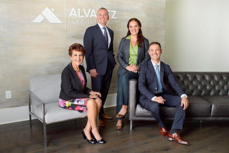 Carlos, Anita, Ana, and Sebastian Alvarez