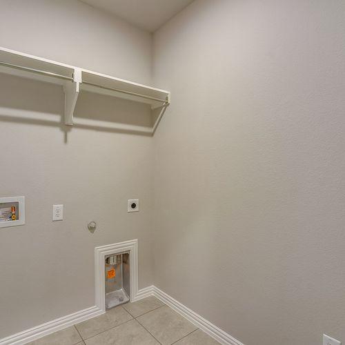 Plan 1688 Laundry Room Representative Image