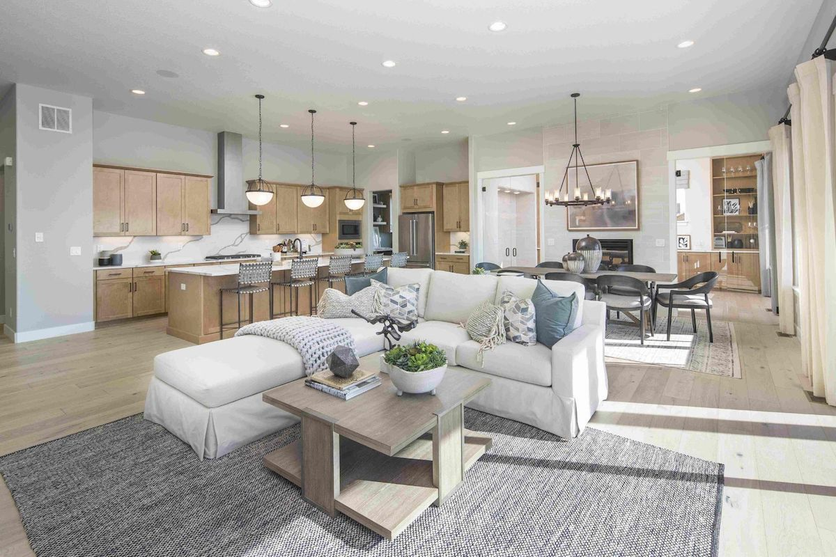 Our American Legend model at Kitchel Lake now open