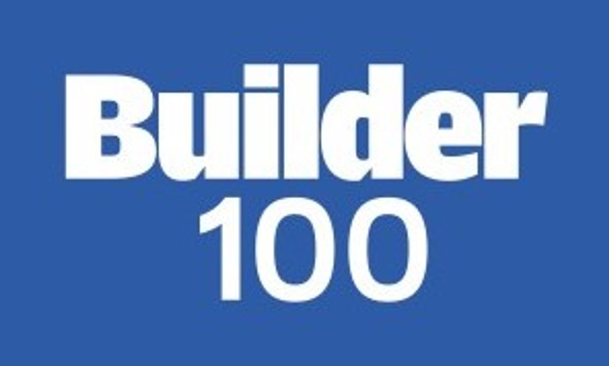 American Legend Homes lands on Builder Magazine's Top 100 list