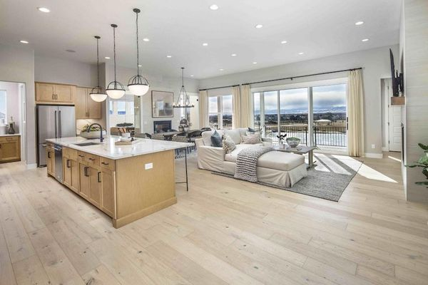 Visit the American Legend Homes model at Kitchel Lake during the 2021 Northern Colorado Parade of Homes
