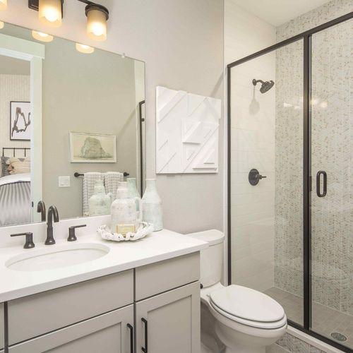 Plan C652 Guest Bathroom Photo by American Legend Homes