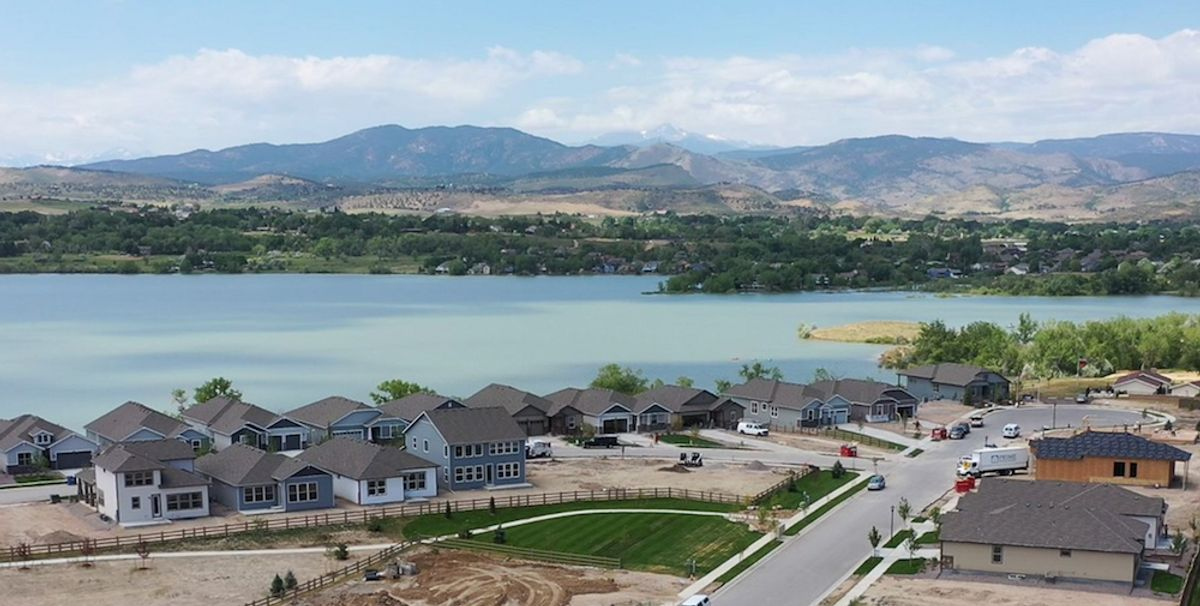 American Legend Homes at a Glance: The Enclave at Mariana Butte