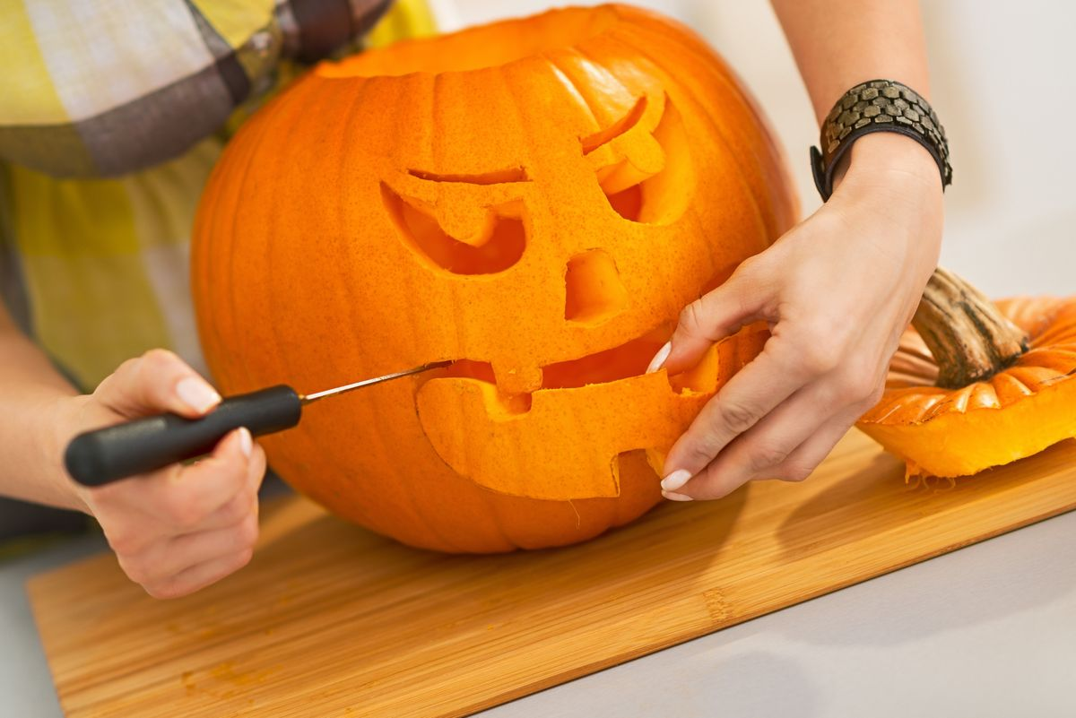 The top five pumpkin carving tips and tricks from American Legend Homes