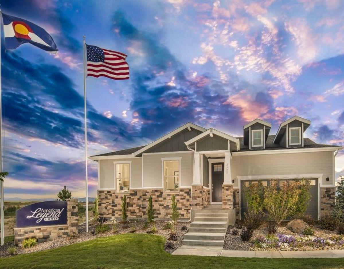 American Legend Colorado Communities: RainDance at a Glance