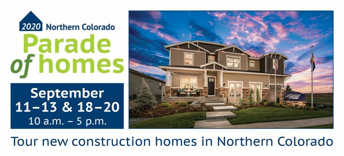 Visit an American Legend model in the 2020 NOCO Parade of Homes