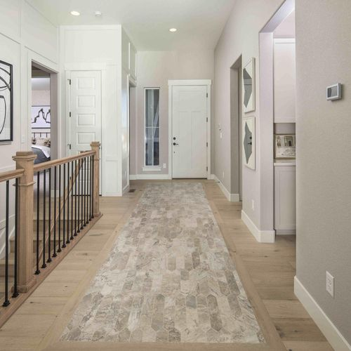 Plan C652 Entry Photo by American Legend Homes