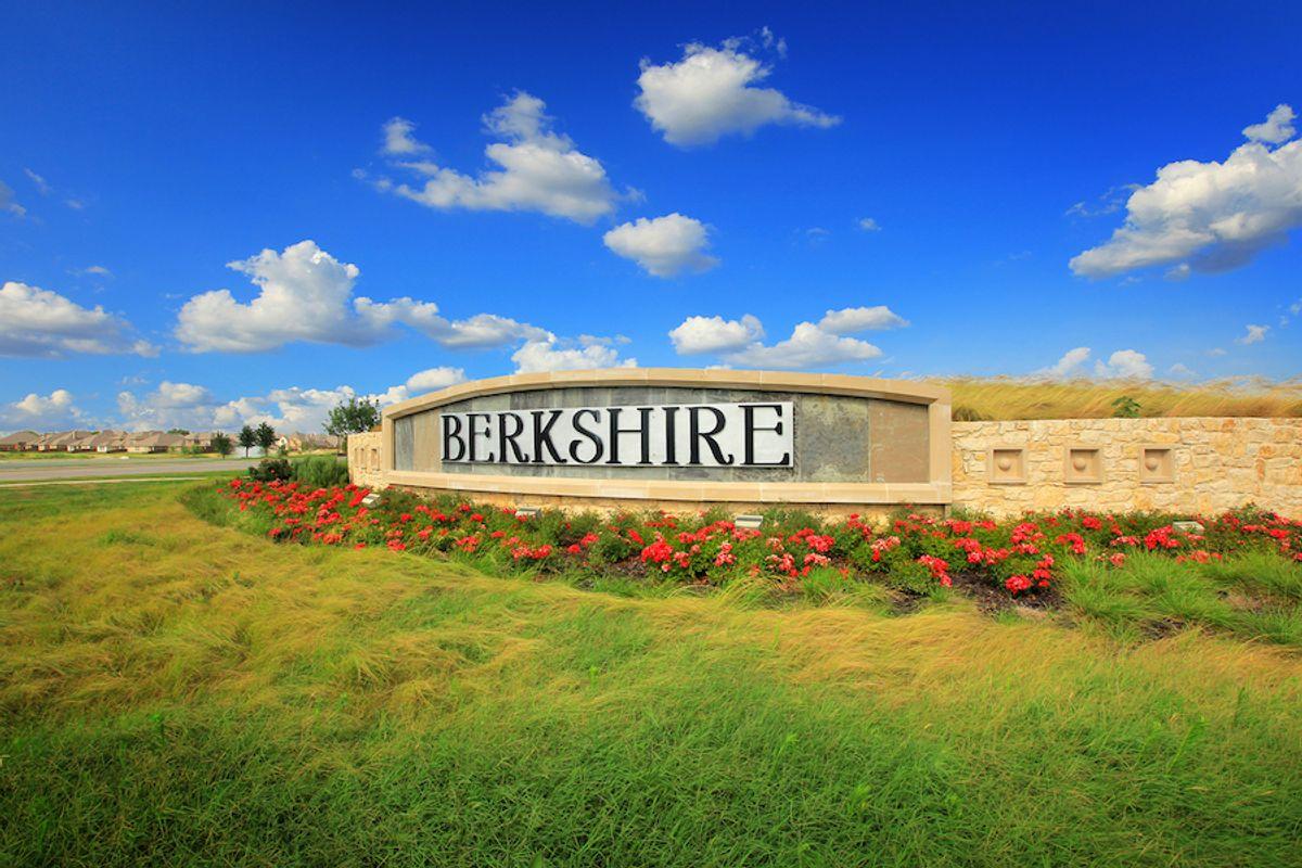 American Legend Texas Communities: Berkshire at a Glance