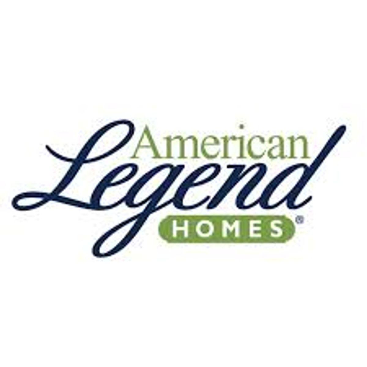 New website, same great American Legend Homes