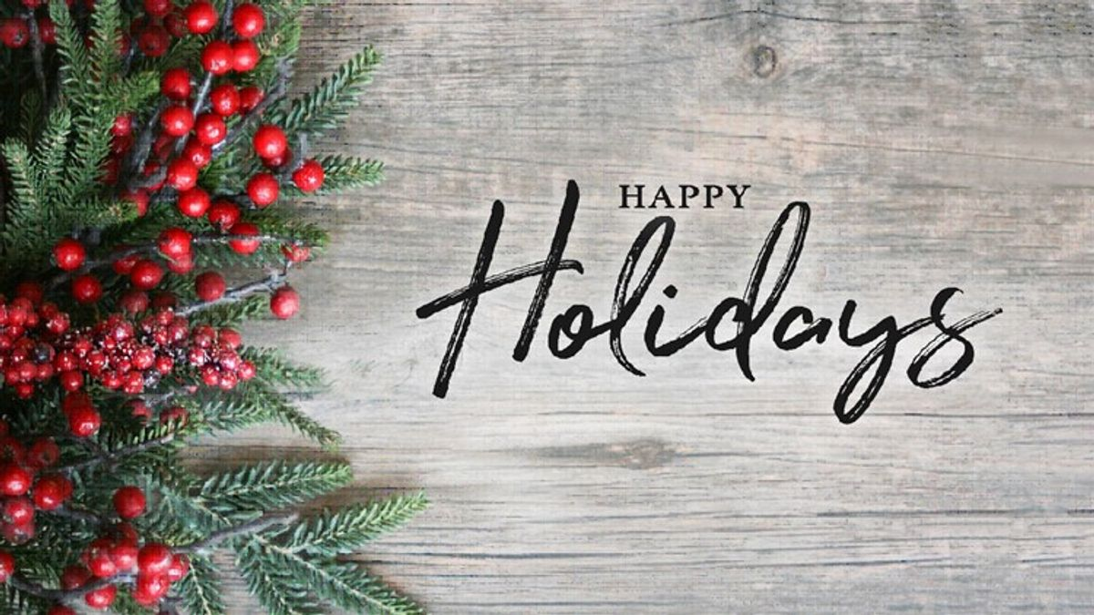 American Legend Homes wishes a happy holiday season!