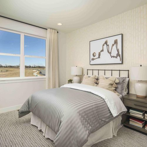 Plan C652 Guest Room Photo by American Legend Homes
