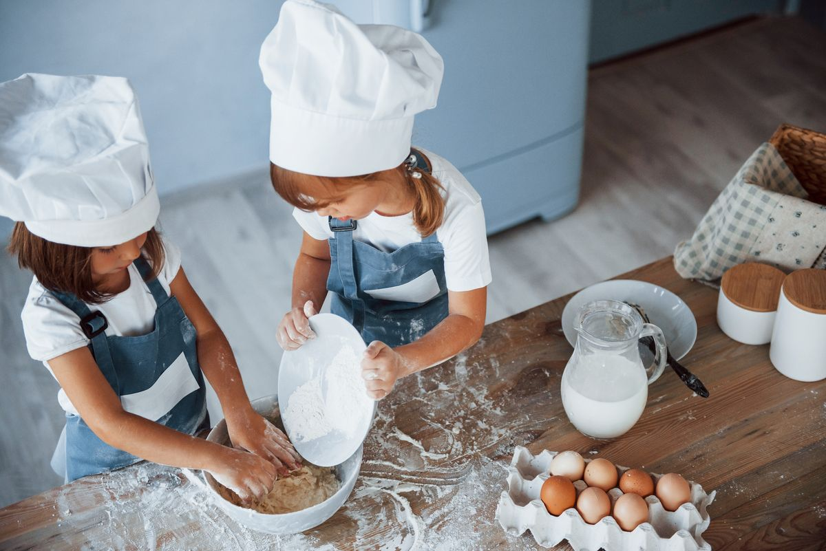 Let kids take over your American Legend kitchen with four easy recipes