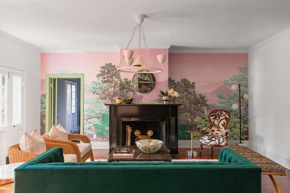 Trend Alert: Fresh color palettes for your American Legend home