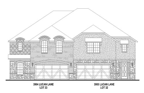 3900 Lucan Elevation