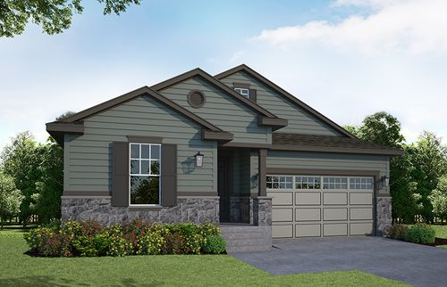 8868 South Riviera Elevation A