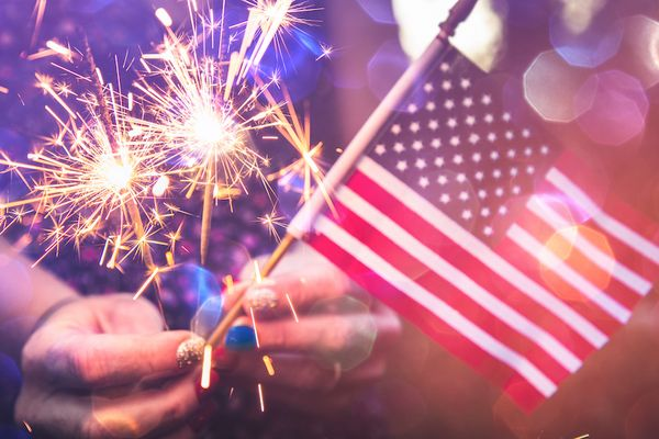Happy Fourth of July from American Legend Homes