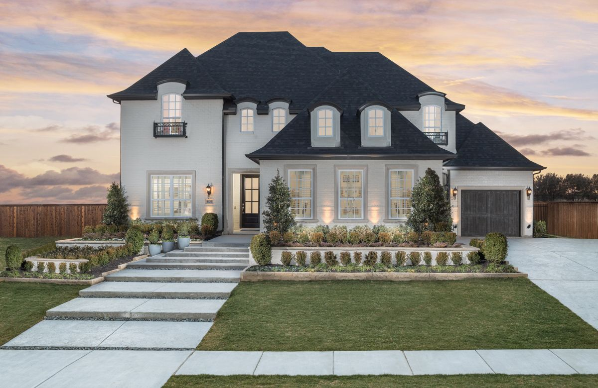 Love at first sight: American Legend Homes Texas
