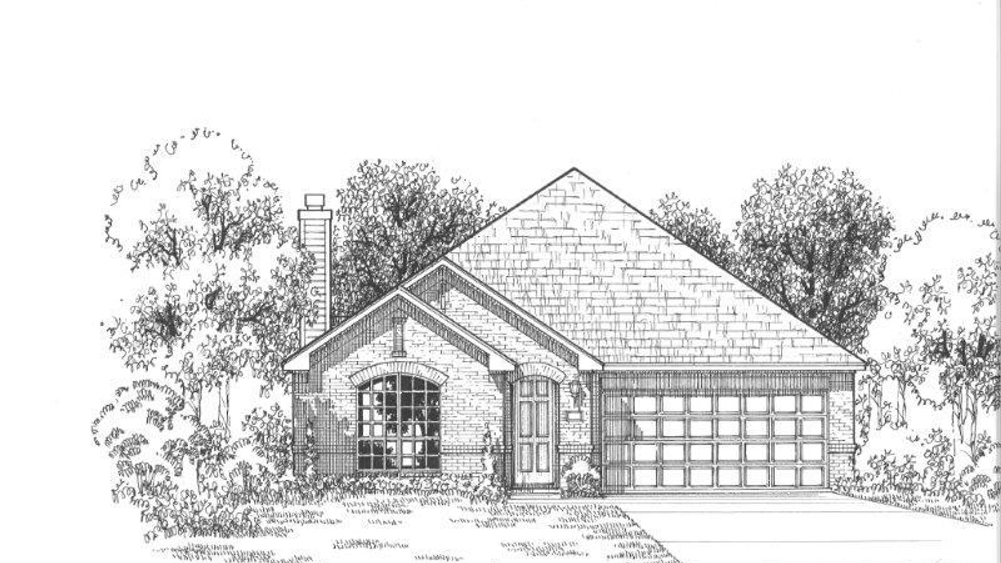 Plan 1119 Elevation A