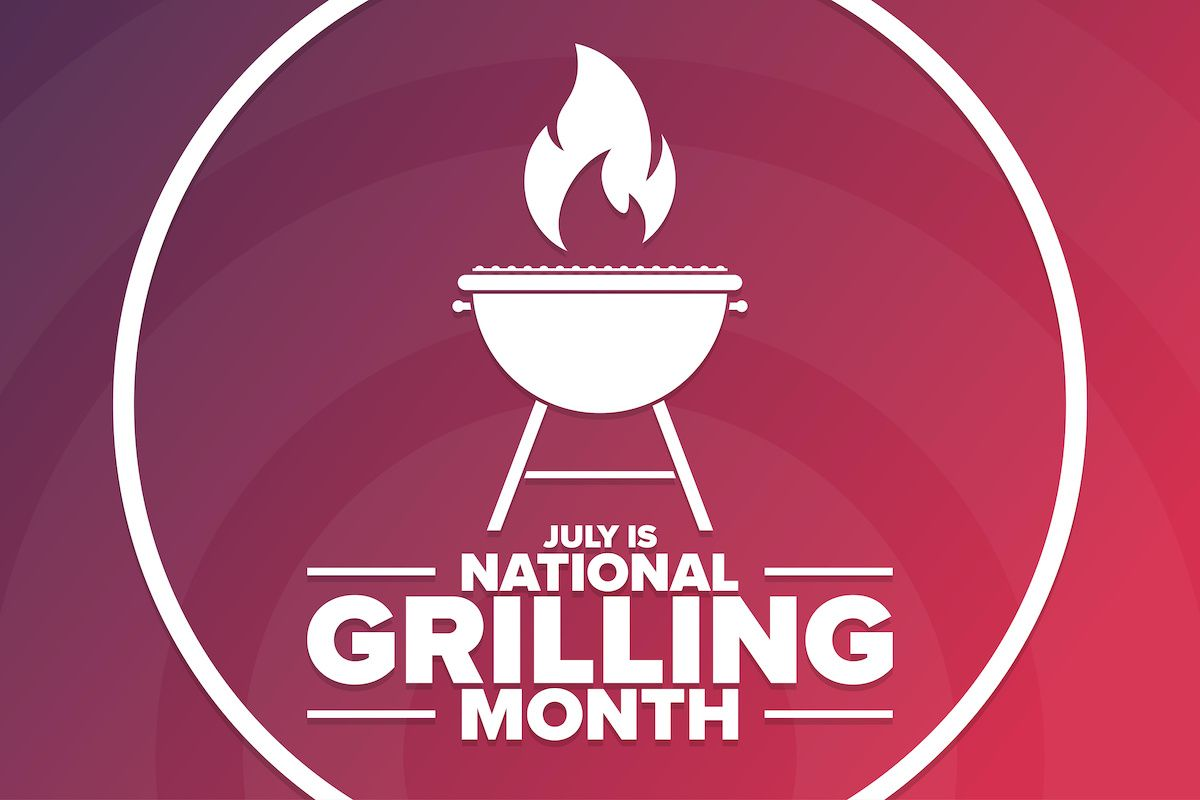 Celebrate National Grilling Month with these four great recipes