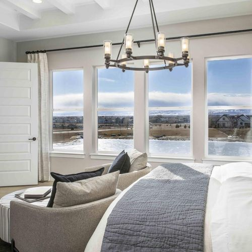 Plan C652 Primary Bedroom Photo by American Legend Homes