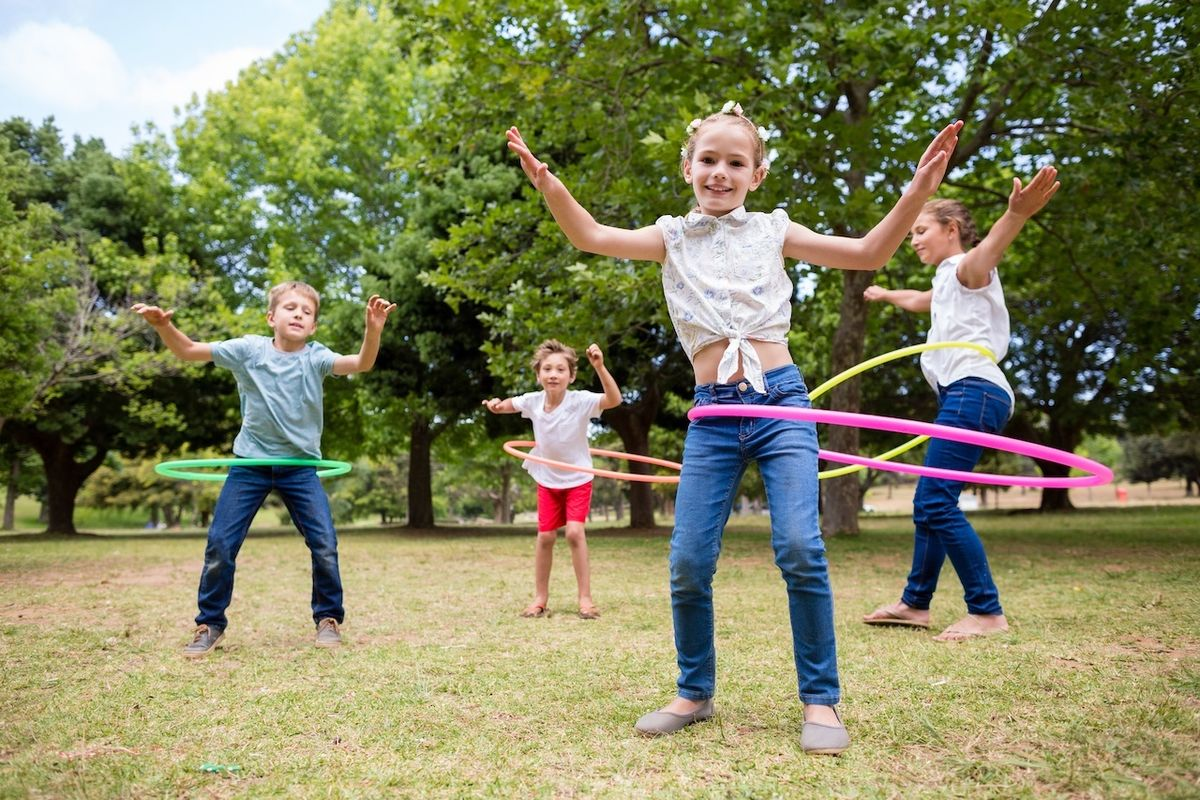Four Ways to Celebrate National Physical Fitness & Sports Month