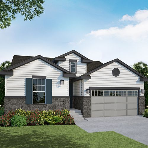 8888 South Riviera Elevation A