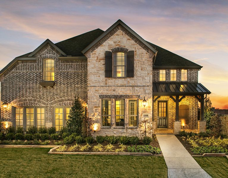 Prairie View In Frisco Texas American Legend Homes