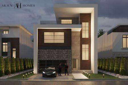 Serenity Luxury Estates Plan