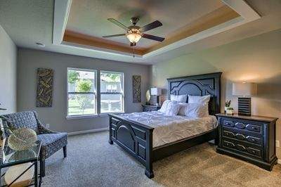 The Oakmont by Ashlar Homes, LLC with 3 bedrooms & 2 Full Baths.