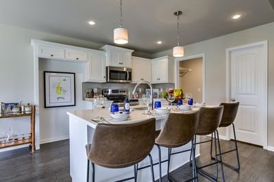 The Redbud by Ashlar Homes