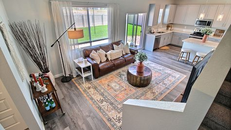 Weston 505A - Great Room- Example 7