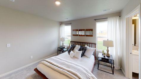 Bristol 503 - Master Bedroom - Example - View 2
