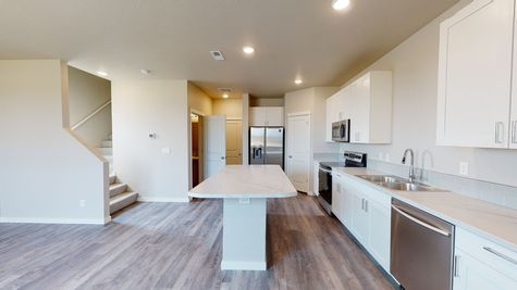 Silvercliff 812 - Living Space - View 2