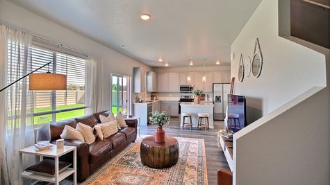 Weston 505A - Great Room- Example 6