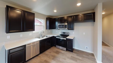 Springfield 500 - Kitchen View 4 - Example