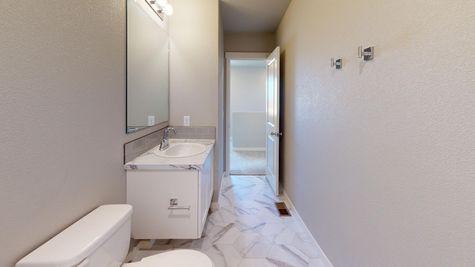 811 Westcliff - Main Bathroom - View 1 - Example
