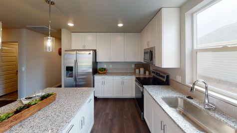 403 11th Ave. - Bristol 503 - Model Home Kitchen
