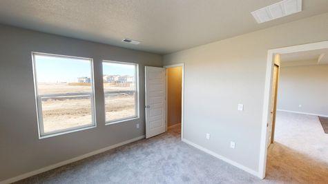 Springfield 500 - Master Bedroom View 4 - Example