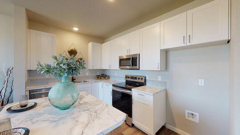 811 Westcliff - Kitchen - View 4  - Example