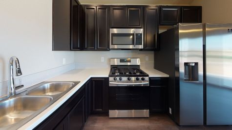 2921 Shady Oaks Dr. - Del Norte 501 - Kitchen View 1
