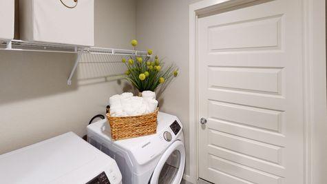 Bristol 503 - Laundry - Example