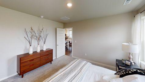 Bristol 503 - Master Bedroom - Example - View 1