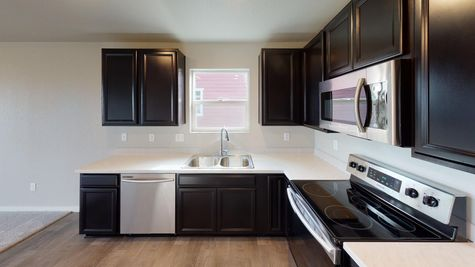 Springfield 500 - Kitchen View 2 - Example